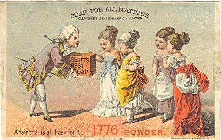 szappankészítés régen