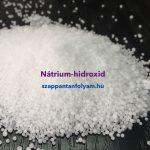 Nátium hidroxid, a szappankészítés alapanyaga